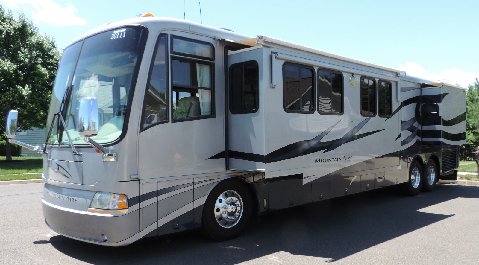 2004 Newmar Mountain Aire 4301 Used Motorhomes For Sale