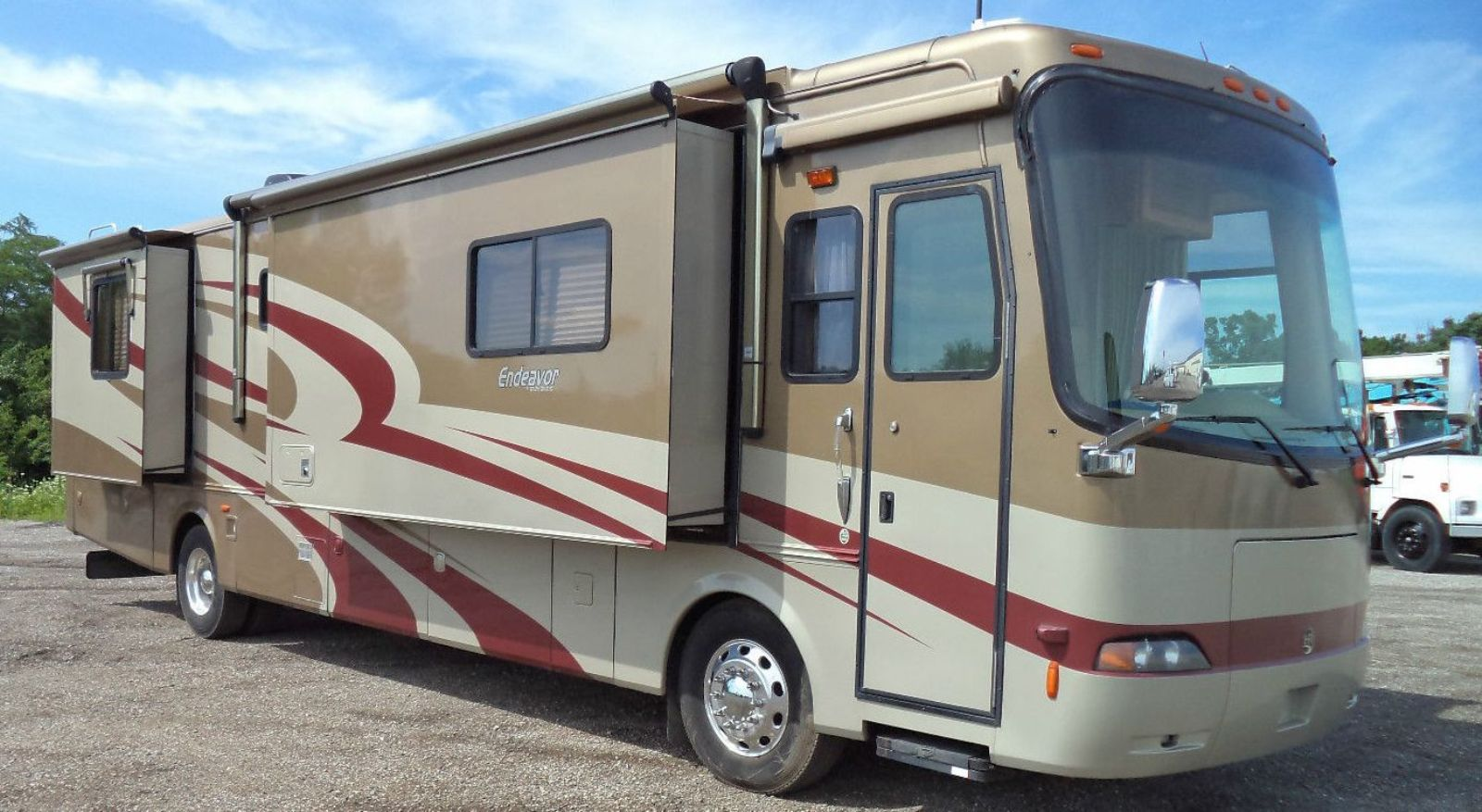 Used Motorhomes For Sale By Owner >> 2006 Holiday Rambler Endeavor 40PDQ | Used Motorhomes for sale
