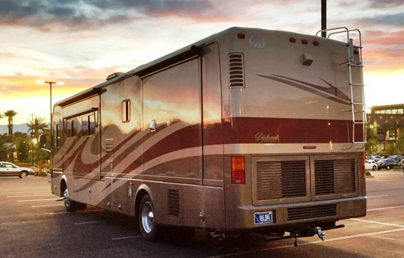 All About Monaco Rvs For Sale New Rvs Used Motorhomes Texas Rv