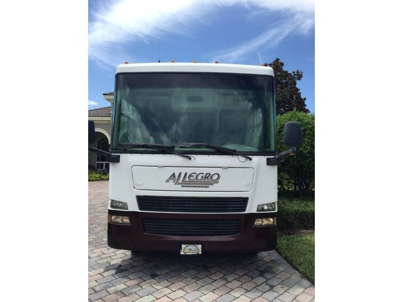 2007 Tiffin Allegro Open Road 32ba  Photos  Details  Brochure  Floorplan