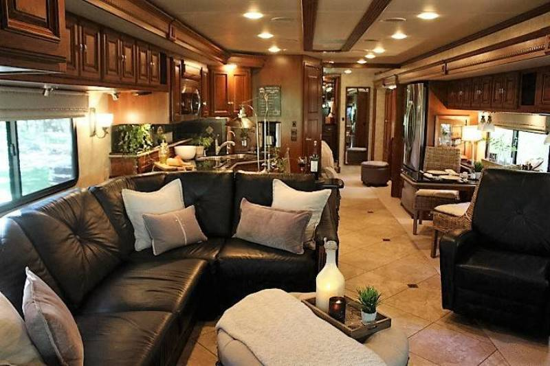 2011 Itasca Ellipse 42qd Photos Details Brochure Floorplan
