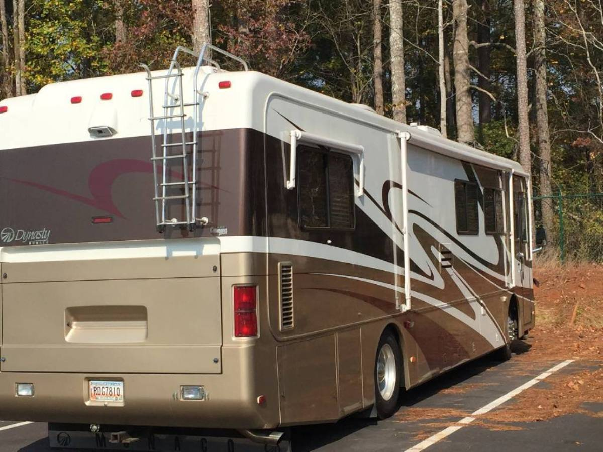 2001 Monaco Dynasty 38pbs Used Motorhomes And Rvs For Sale