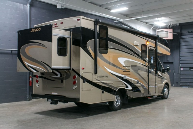 Luxury 2016 Jayco Melbourne 24K Class C Indianapolis IN Colerain RV  Dayton