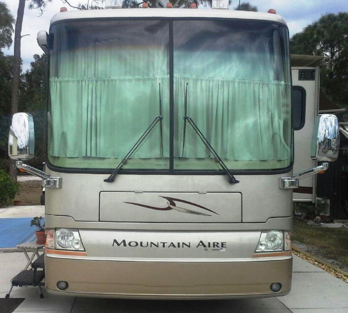 2005 newmar mountain aire 4031 used motorhomes for sale for Mountain aire