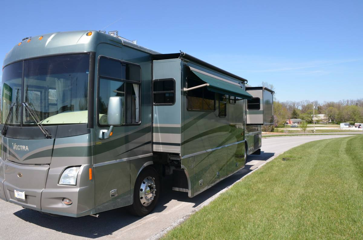 Motorhomes For Sale By Owner >> 2004 Winnebago Vectra 40AD | Used Motorhomes For Sale