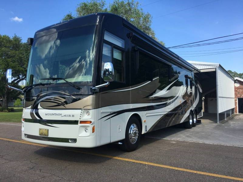 2013 Newmar Mountain Aire 4344 Photos Details Brochure