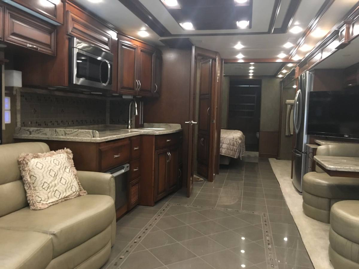 2013 Newmar Mountain Aire 4344 Used Motorhomes For Sale