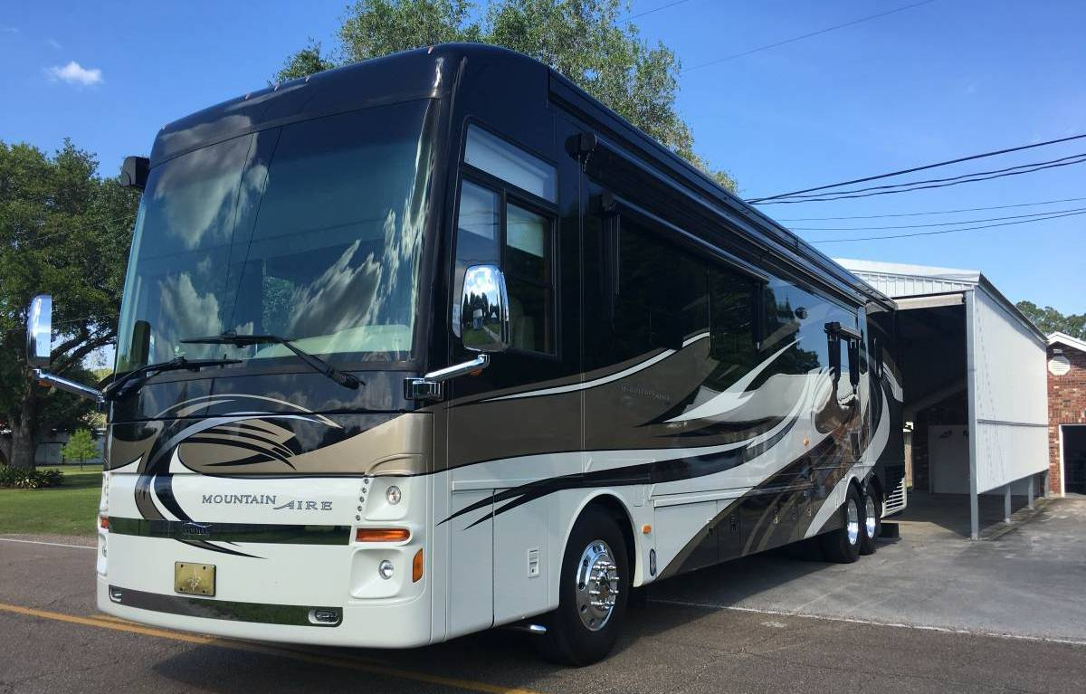 Used Motorhomes For Sale By Owner >> 2013 Newmar Mountain Aire 4344 | Used Motorhomes For Sale